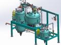 Maquette numérique skid process / secteur pharmaceutique